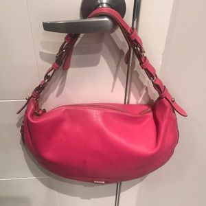 Dooney & Bourke pink handbag
